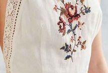 Vyšívanie/Embroidering / môje koníček/my hobby