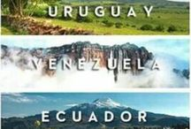 South American dream trip / Since going to Peru I just want to travel through south America experience the culture and the people from the north to the south