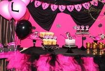 how to train your dragon party / How to train your dragon birthday party ideas and decorations
