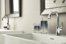 Collection H2flo par Bélanger / H2FLO® offre des robinets au design tendance qui s'harmonisent avec des décors frais et intemporelles et qui répondent aux normes de qualité de l'industrie. H2FLO® offers trendy designs faucets that harmonize with fresh and timeless decors and meet the industry quality standards.