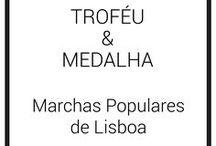 Troféu e Medalha Marchas Populares de Lisboa 2010