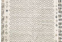 rugs, rugs, rugs / internsting rugs for all kinds of interiors