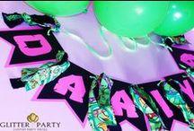 ninja turtle party / Ninja Turtle Birthday Party Ideas