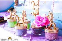 unicorn party / Unicorn party ideas