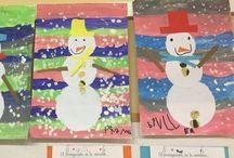 Petites grans creacions / Creacions artístiques de nens i nenes d'Educació Infantil