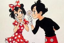 Disney Different Clothes Style
