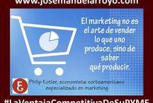 Marketing. Philip Kotler & Seth Godin. / Colección de frases de Philip Kotler y Seth Godin, padre del marketing moderno y la mayor autoridad mundial en la materia el primero y el mayor innovador y visionario en idéntica disciplina, el segundo. .