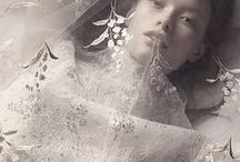 modern angel / airy fashion photography - soft dreamy photography