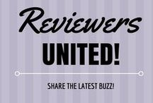 Reviewers United Group Board / New Group Board for Reviewers, Influencers, and Ambassadors. Share your latest product review here! Please share the love and re-pin others as well!  No posting limit. If you would like to contribute, make sure to follow EnjoyFreebies and request an invitation. No religious posts please.