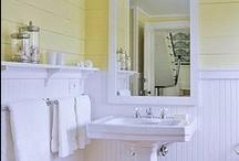 Bathroom Ideas / by Barbara McVey