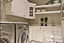 Laundry Room Ideas / by Barbara McVey