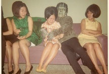 halloween & oddities / by Becky Winslow