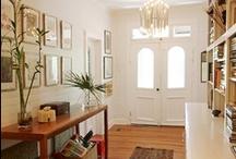 Entryway Ideas / by Barbara McVey