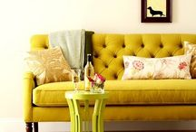For the Home / Decorating Ideas / by Kelia Domingo