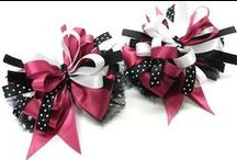 Hair Bows / Amazing DIY hair bow craft ideas using your Bowdabra!   (Crafting made easier using Bowdabra - the craft tool to unleash your creativity!)