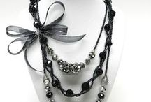 Ribbon Jewelry / Jewelry has never been so beautiful and easy!  Use your Bowdabra to try these fun craft projects.   (Crafting made easier using Bowdabra - the craft tool to unleash your creativity!) / by Bowdabra @Bowdabra.com