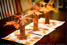 Fall/Thanksgiving / by Melissa Rampy