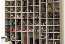 Closet Ideas / by Barbara McVey