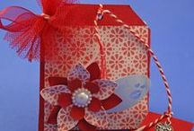 All Occasion Gift Wrap / Gift wrapping has never been so perfect AND so easy!  Use your Bowdabra to make these amazing gifts really shine!  (Crafting made easier using Bowdabra - the craft tool to unleash your creativity!) / by Bowdabra @Bowdabra.com