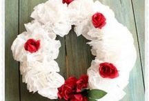 Valentine's Day / Sweet ideas for the loves in your life! / by Cottage at the Crossroads