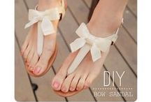 Bow Fashion Made Easy / DIY Fashion using bows from hair clips, to bow ties, to shoe bows and more!   (Crafting made easier using Bowdabra - the craft tool to unleash your creativity!)