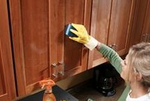 Home: Housekeeping Tips and Tricks / Things for the home, cleaning, fixing etc.