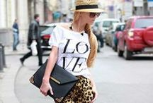 Fashion: Inspiration For The Closet / My favorite looks!