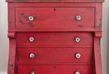 painted furniture / Inspirational painted pieces / by Cottage at the Crossroads