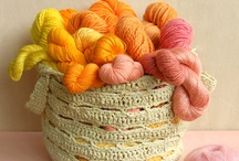 Crochet Projects (playing hooky) / Crochet Inspiration