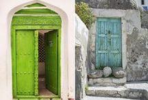 Doors / by Alanna Kellogg