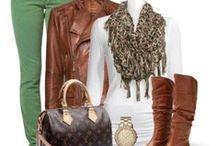 Fashion Inspirations / by Alanna Kellogg