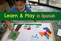 Bilingual Education & Resources for Teaching Kids Spanish / Bilingual Education & Resources.  I created this board to compile bilingual education and resources for my son.:)  / by Frances @ DTWTMSE