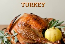THANKSGIVING/food... recipes / by Diane Pierro