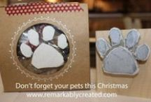 DIY Pet Projects / With two new German Shorthairs in the house I am loving a new reason to be crafty and creative and two new subjects to scrapbook and use as the focus in my digital card business. If I can help you create traditionally or digital projects just ask - www.remarkablycreated.com  / by Janet Wakeland