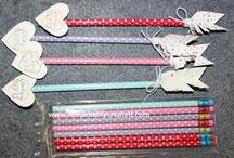 Holiday - Valentines / by Janet Wakeland - Stampin' UP! demonstrator DIY Crafts
