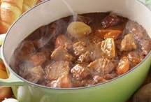Soups and Stews...  / by Diane Pierro