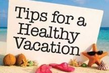 Vacation and Travel Health Tips / Road trips, day trips, international flights - nothing ruins a trip like injury or illness. We want you to be prepared for whatever your journey brings, whether you're on a business trip on enjoying a family vacation. Pensacola to destination everywhere! #traveltips #vacationtips