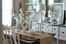 Kitchen/ Dining Room / by Alaina Casebolt