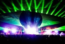 Let's party! / Our works on different raves & festivals