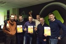 Our awards! / Dream Laser's certificates, awards and letters of thanks from partners.