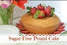 Sugar Free Recipes / by Cottage at the Crossroads