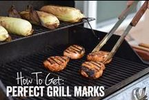 Food: Grilling Recipes and Techniques / Tips on grilling properly including recipes