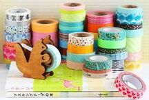 Washi Tape Utopia / Washi tape, washi tape, what shall we make?