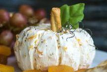 Fall Flavored Recipes / #Fall - Caramel - Apple - Pumpkin - Cranberry - Squash