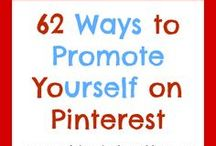 Social Media: Pinterest Tips and Tricks / A board filled with Pinterest tips and tricks