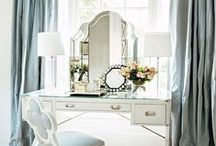 Dressing tables and desks / by Donna Porter