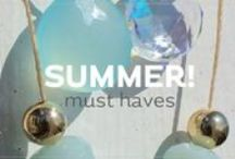 Summer / A collection of products set to brighten up your summer days!