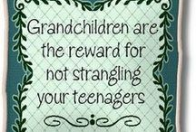 Things to do with the grandchildren