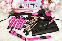 BELLAMI 12 in 1 and More* Hair Styling Kit / BELLAMI Hair presents... The 12 And More… WORLD'S FIRST 12 in 1 and more* Hair Styling Kit! The only hair styling kit you will ever need to create every style imaginable.