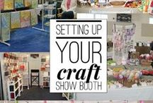 Craft Fairs / Everything we love about craft fairs!